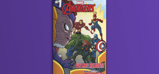 Avengers: We Are Resilient