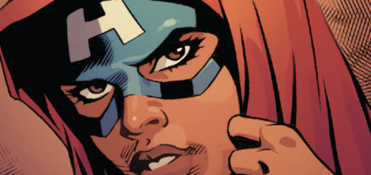 The United States of Captain America #2 Nichelle Wright