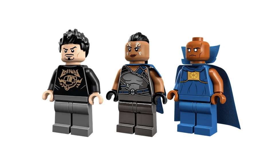 What If Minifigs