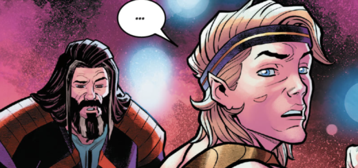Infinite Destinies: Guardians of the Galaxy Annual #1