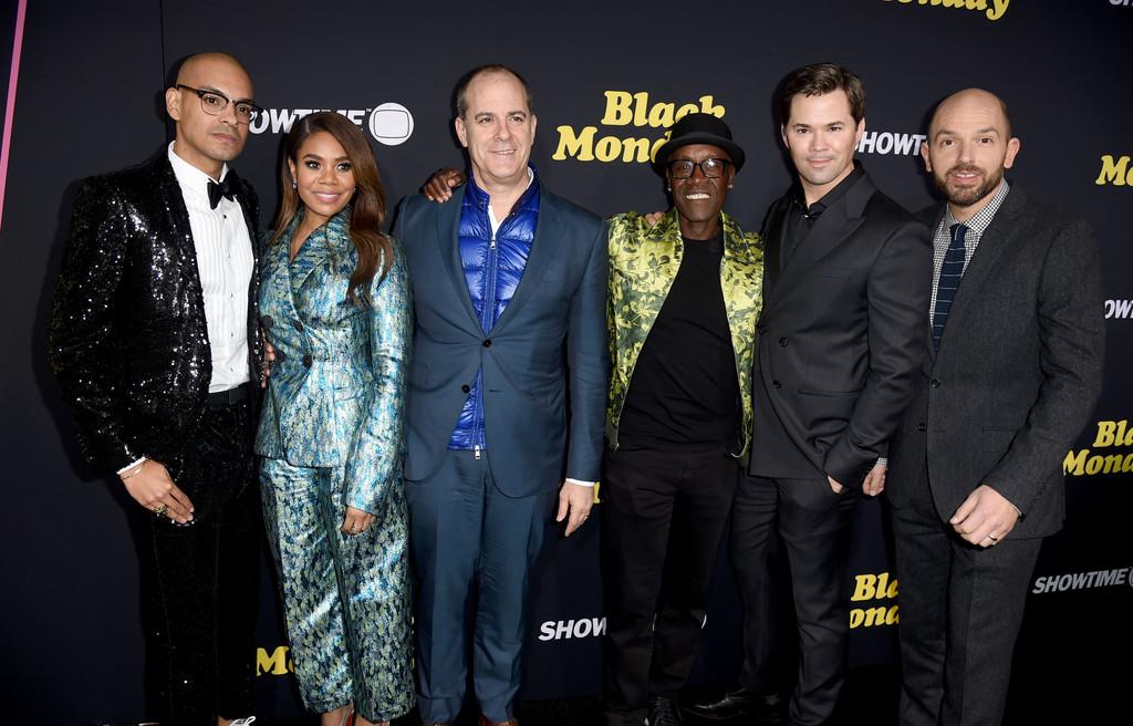 Black Monday Cast