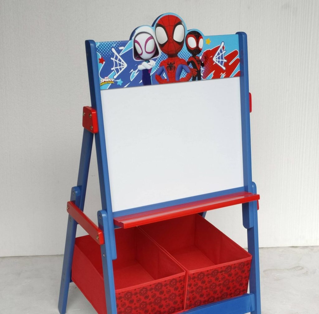 Spidey and His Amazing Friends Art Easel