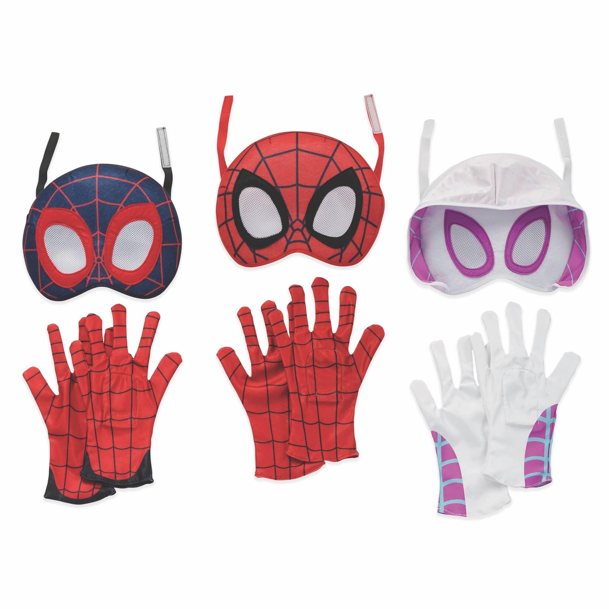 Spidey and His Amazing Friends Mask and Gloves Set