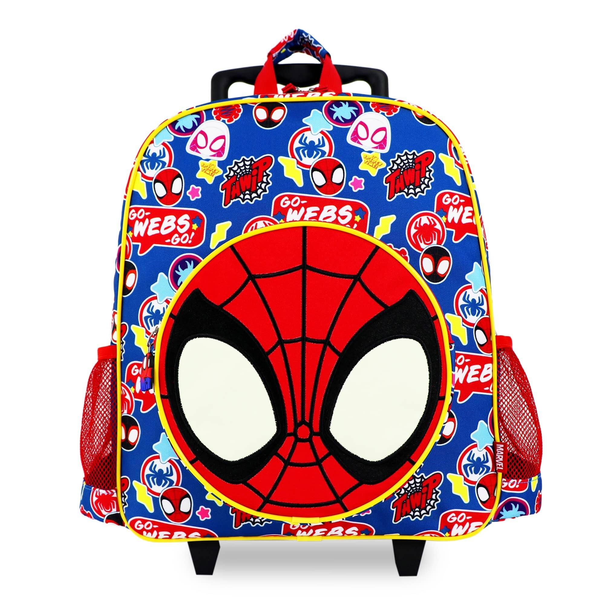 Spidey and His Amazing Friends Rolling Backpack