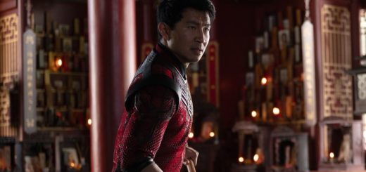 Shang-Chi with bo staff