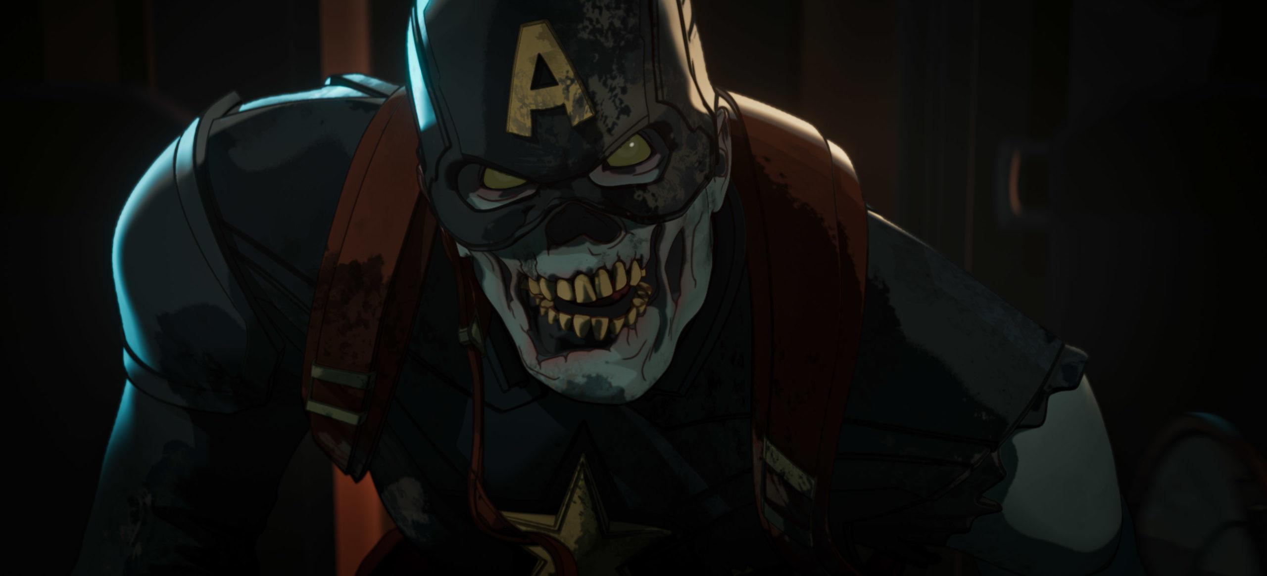 Zombies - Captain America