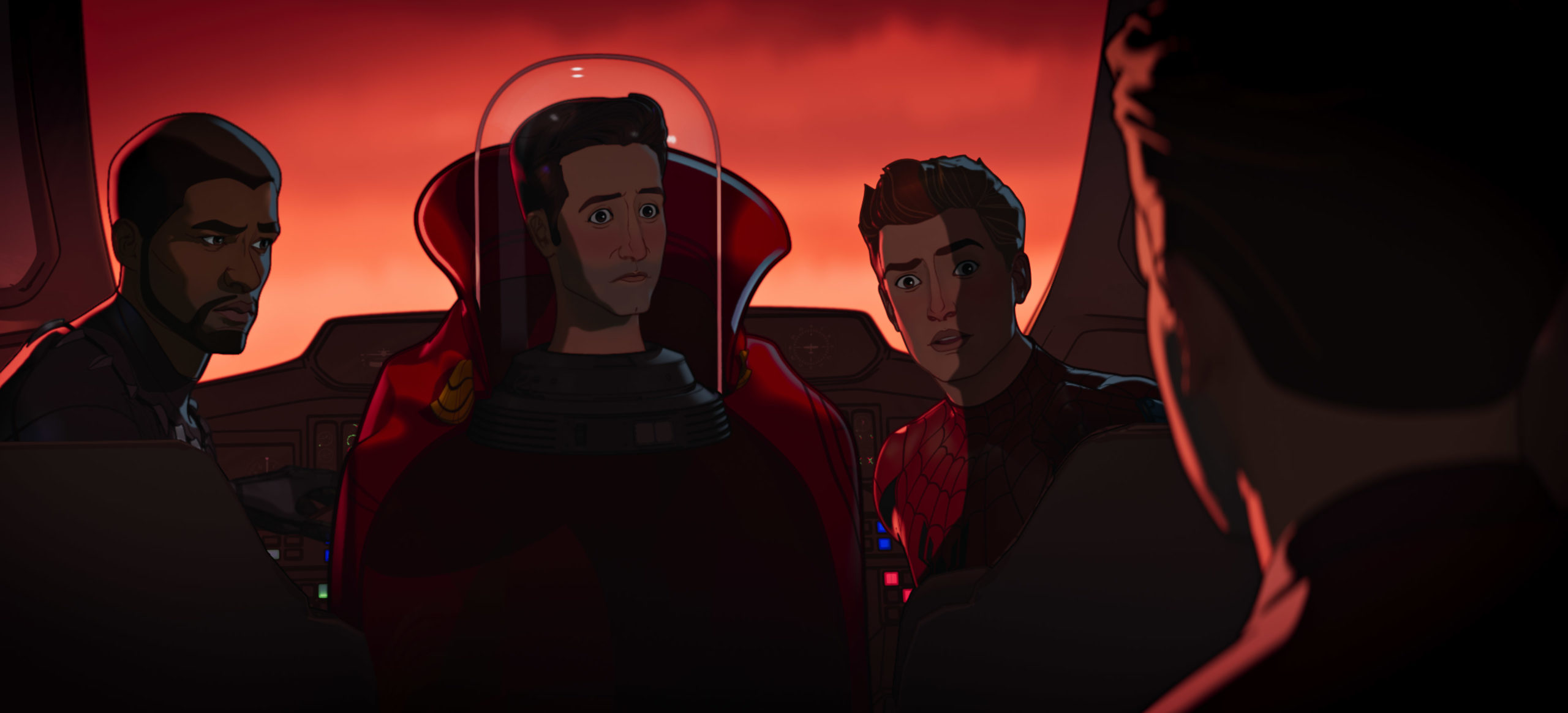 The Avengers in zombie what if