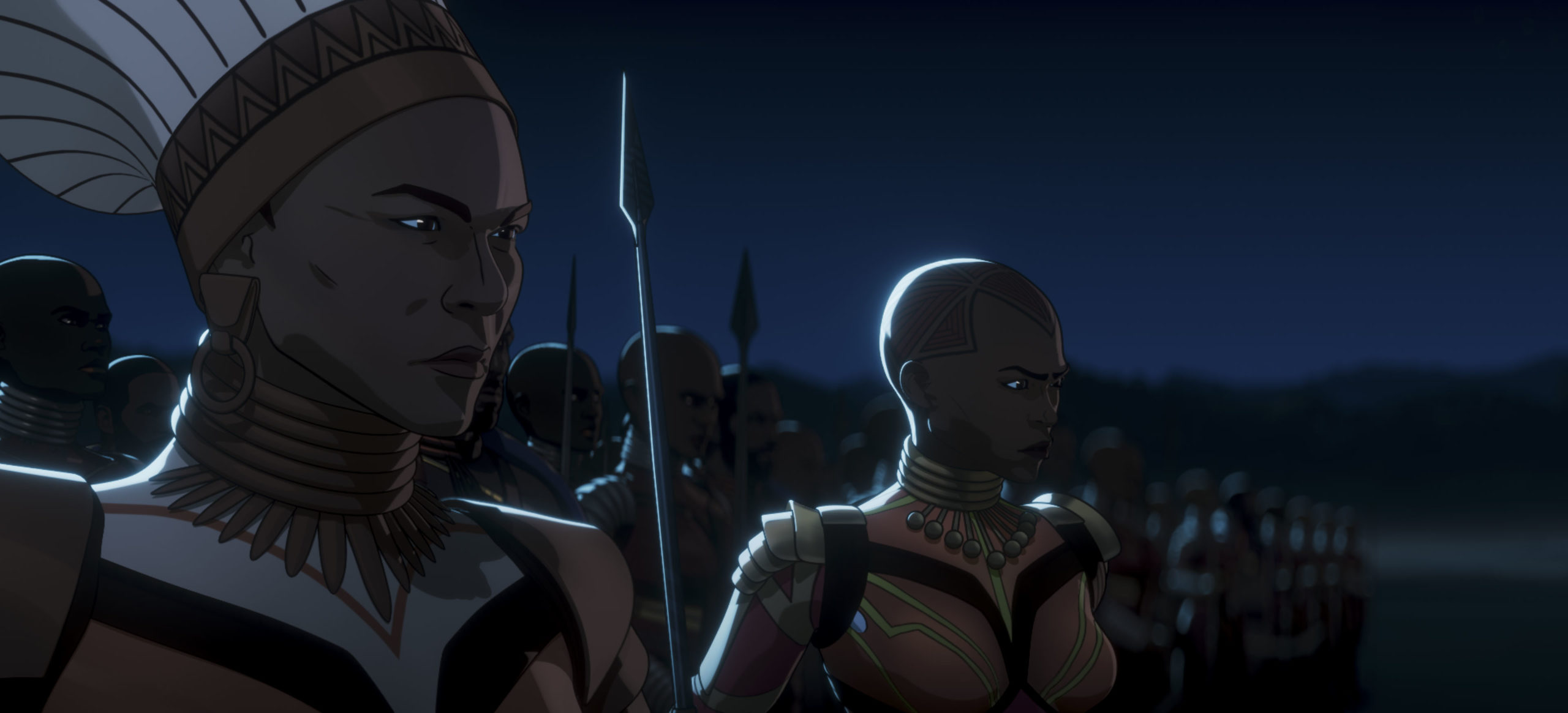 Wakanda at war in What If...? Episode 1-6