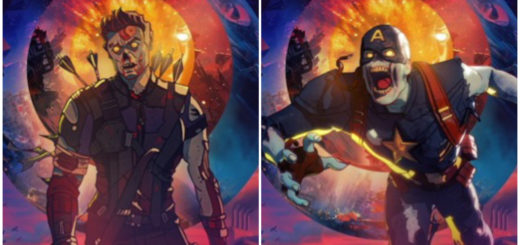 Marvel's What If Marvel Zombies Posters