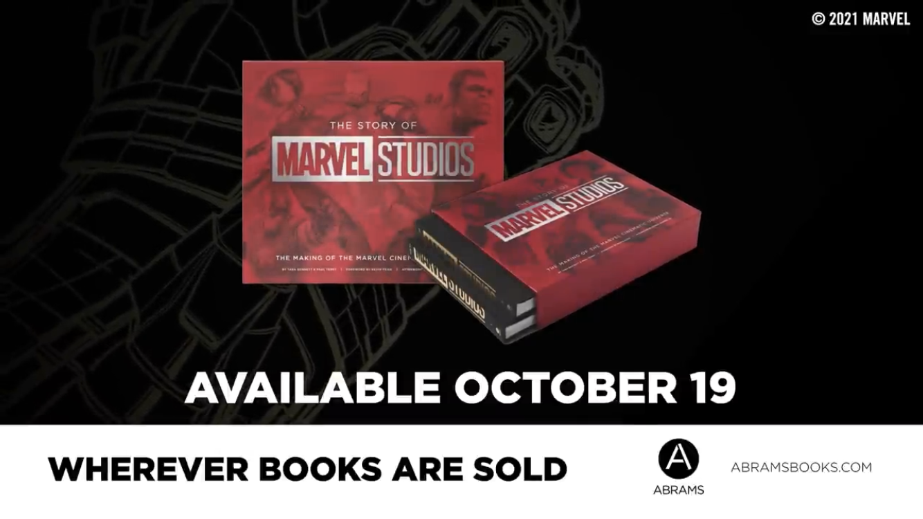 The Story of Marvel Studios Available October