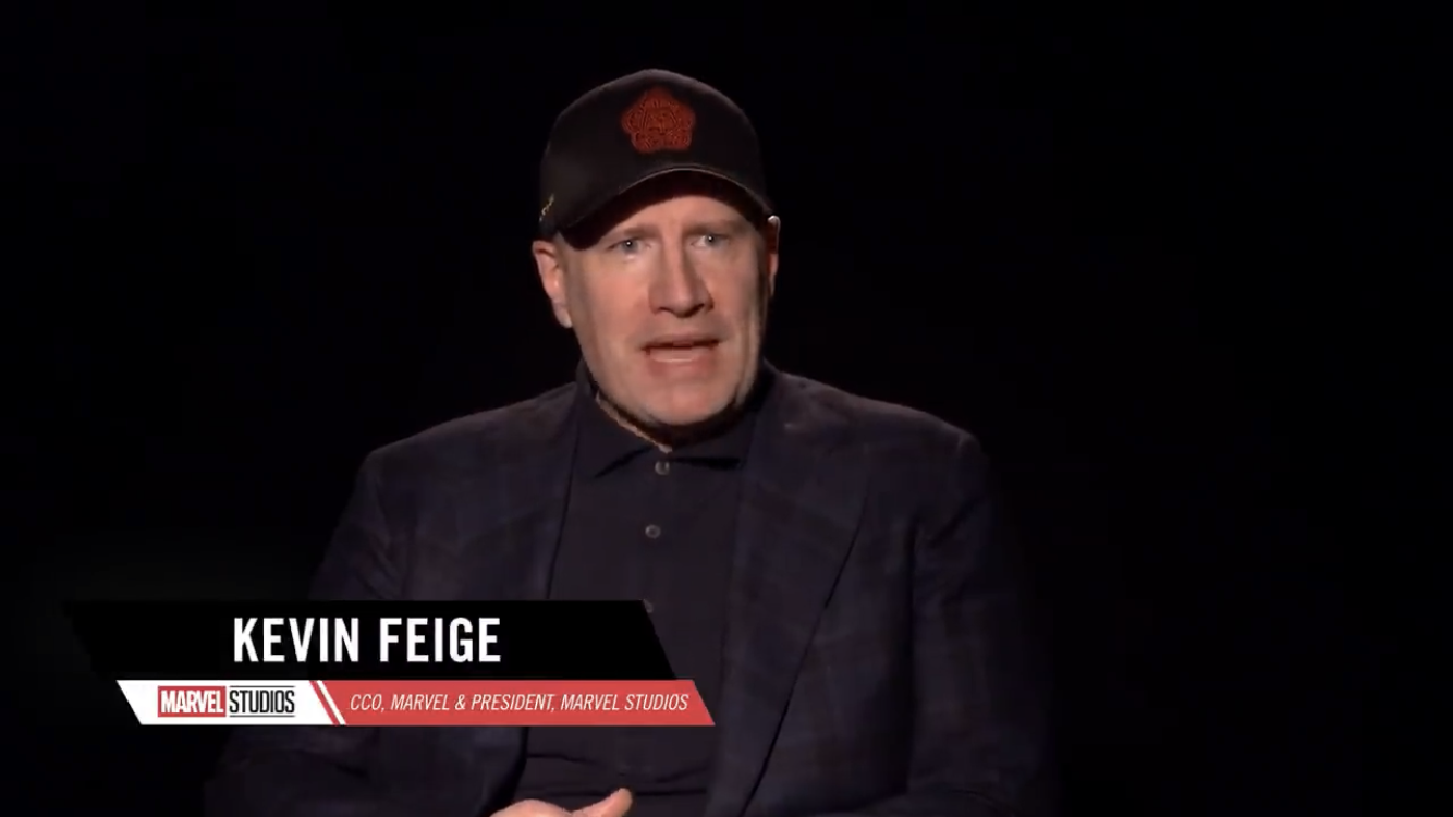 Kevin Feige discusses the upcoming Abrams book