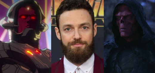 Ultron, Ross Marquand, Red Skull