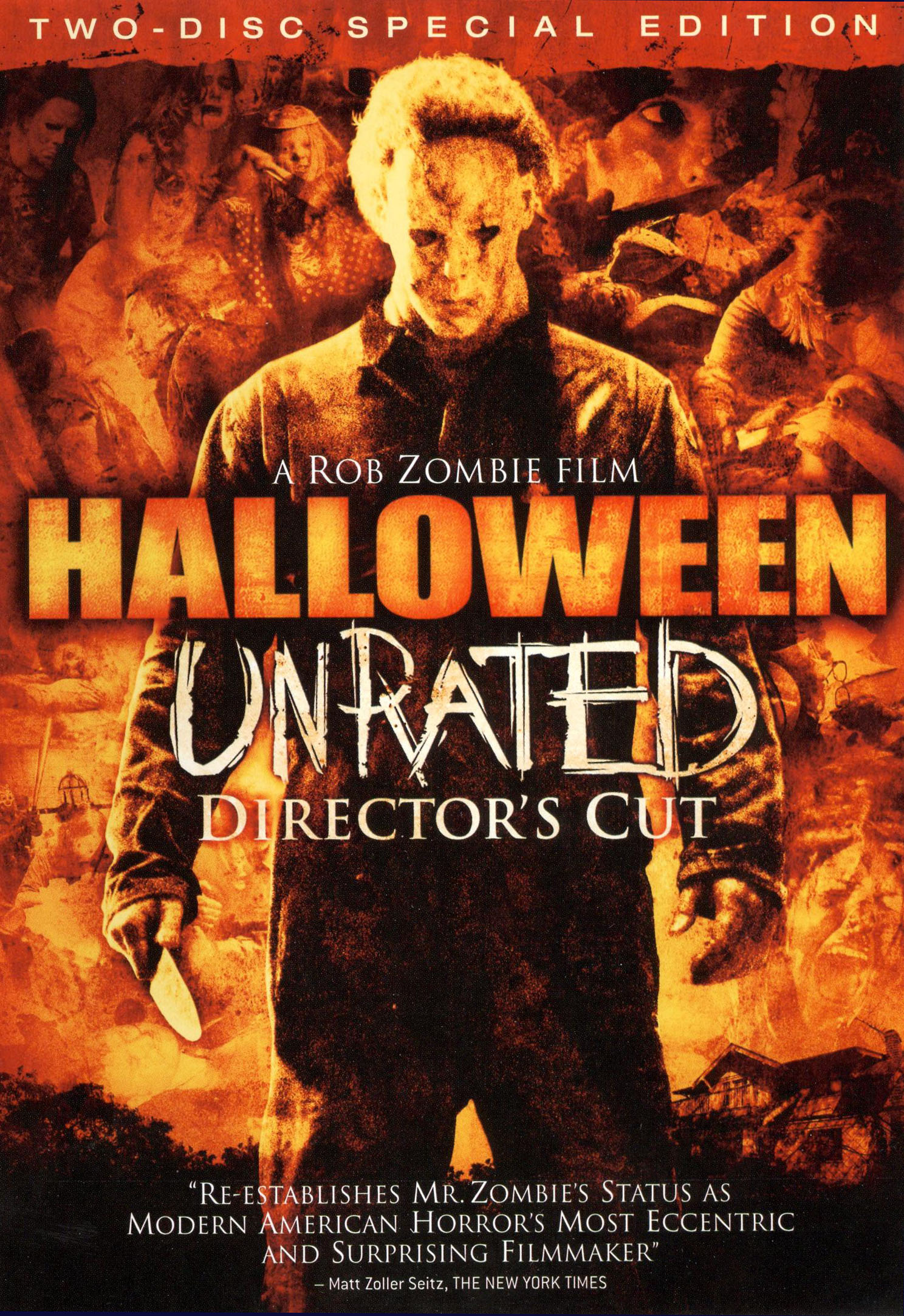 Halloween Unrated Director's Cut (2007)