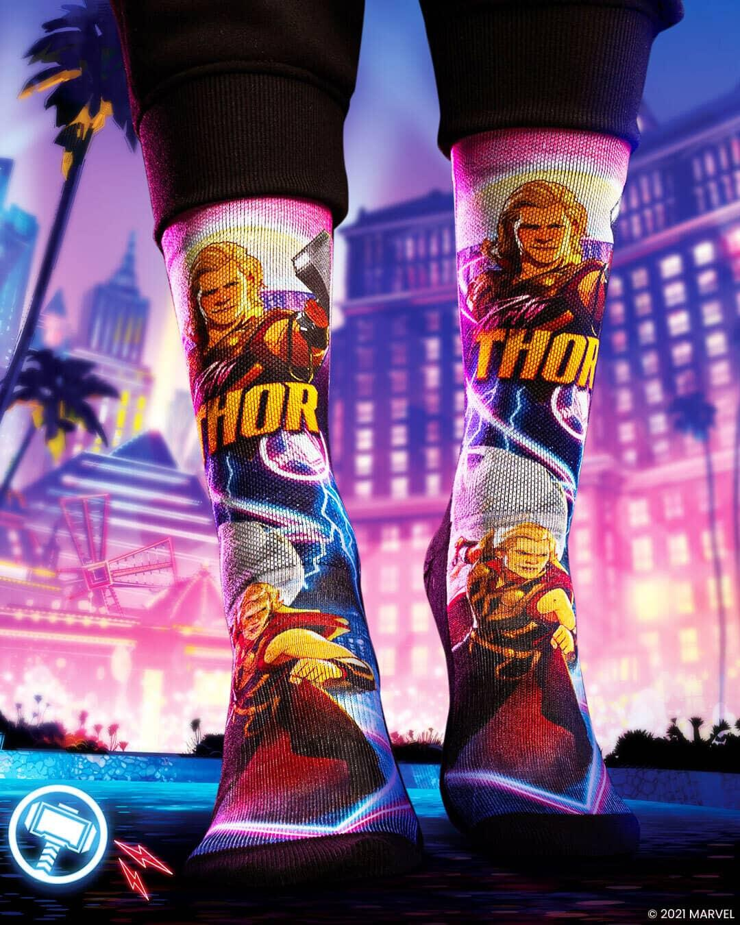 Party Thor – Montage Socks