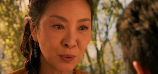 Michelle Yeoh as Cool Aunt