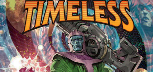 Timeless #1 Cover by Kael Ngu