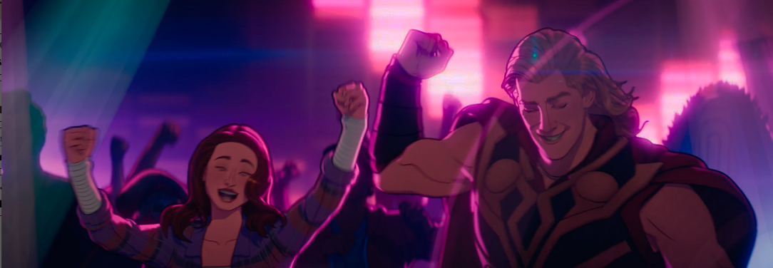 Party Thor and Jane Foster