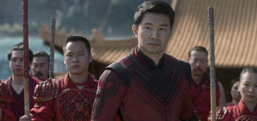 Shang-Chi in the Power trailer