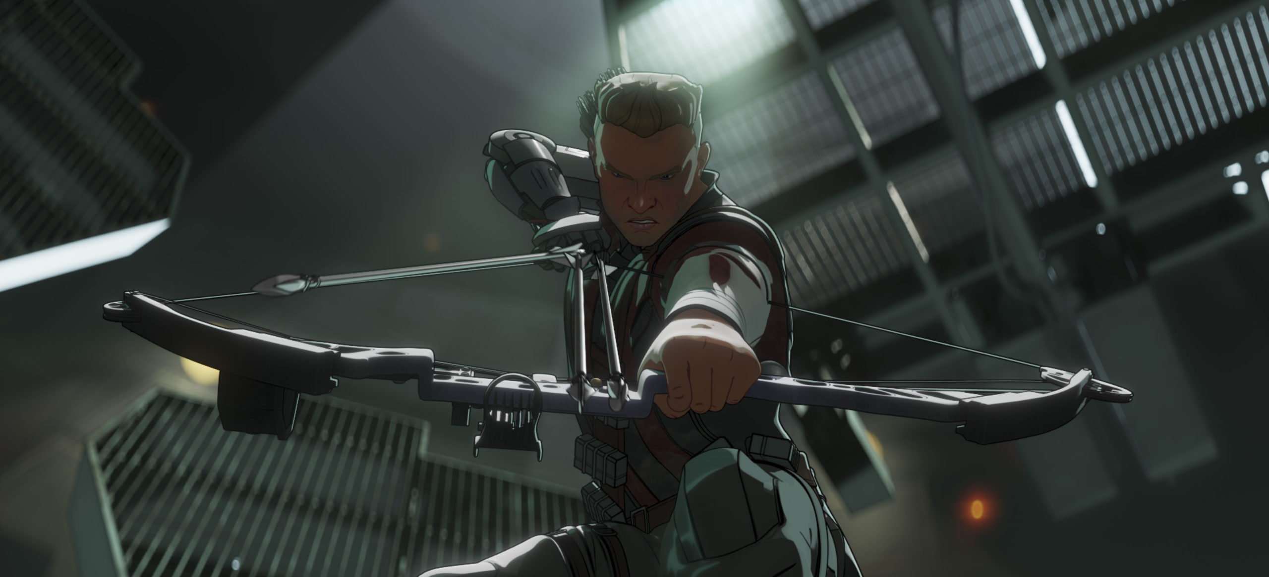 dont quit Hawkeye