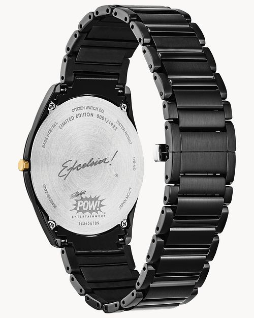 Limited Edition POW! Entertainment® Stan Lee® watch by CITIZEN