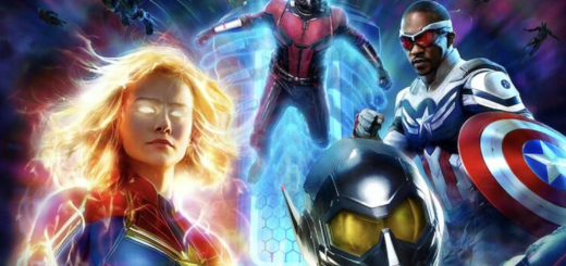 Paul Rudd, Brie Larson, and More Reprise Their Super Hero Roles Aboard the Disney Wish